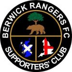 The Weekly Scheme is brought to you by Berwick Rangers Supporters Club.