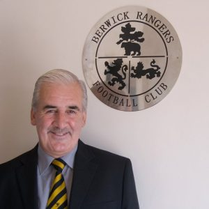 Eyre hopes the Academy could help the club spearhead a bid to bring a plastic pitch to Berwick-upon-Tweed